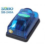 SLEN SOBO SB-248 A AQUARIUM AIR PUMP 3W