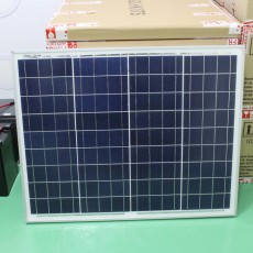 Solar Panel 50W Poly Cell Home Solar Power Farm Solar Energy