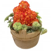 Nice Artificial Flower Pot Decoration Home Gift