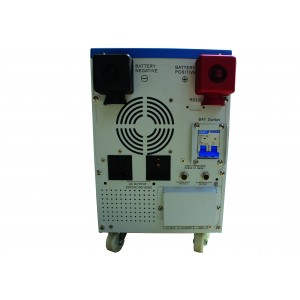 3000W 48V Hybrid Inverter Solar Energy for Home Farm Plantation