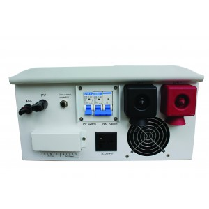 3000W 48V Hybrid Solar Inverter with MPPT Wall Mounted Type for Off Grid Solar System