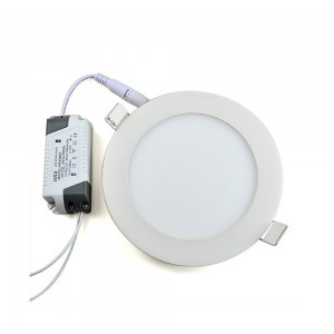 LED Round 4˝ 12W Panel Light Downlight Ceiling light Lamp Daylight 12pcs Package