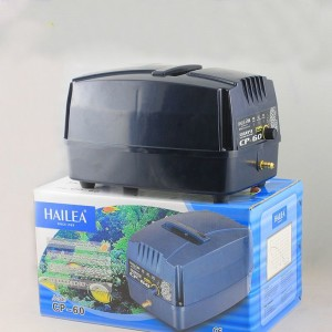 Hailea AC/DC Dual use Hi-blow Air Pump CP-60 Aquarium KOI Pond